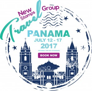 Panama Stamp_Purple_Dates